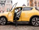 Тест-драйв Nissan Juke: желтый жук в сером городе