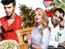 Как звезды будут отмечать Новый год 2016: Полякова, Фреймут, Барских и другие