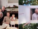 Рождество по-королевски: открытки монархов и декор в Белом доме