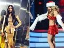Чудеса под Новый год: Ани Лорак стала блондинкой, Козловский - женщиной
