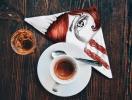 Как можно использовать салфетку, пока пьешь кофе: интересный взгляд художницы