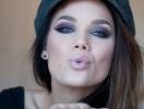 Соблазняй цветом: сексуальный макияж на День Святого Валентина (пошаговый урок)