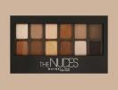 Maybelline The NUDES: бюджетная палетка для качественного мейка