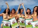 Освободи свои соски: зачем женщины выступают за возможность ходить топлес