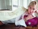 Дженнифер Лоуренс снялась в весенне-летней кампании Dior