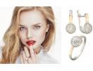 Ювелирные украшения из серебра с золотом –  актуальная тенденция мировой ювелирной моды