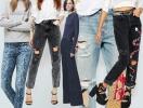 Джинсовое помешательство: модные джинсы весна-лето 2016