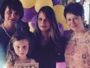 Ольга Фреймут гордится дочкой: Злата с отличием закончила начальную школу