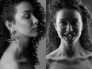 Участница шоу Холостяк 6 Анетти в лукбуке украинского дизайнера украшений SERGEY ZHERNOV JEWELLERY