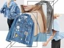 Объемные джинсовки и другие тренды: самые модные вещи из денима в подборке