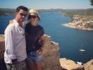 Летние каникулы Ани Лорак: певица с мужем отдыхает на Ибице