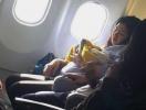 Щедрый подарок: малышу,  рожденному в самолете рейса из Дубая в Филиппины, подарили бесплатные пожизненные полеты