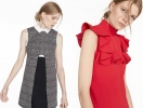 Снова в офис: 28 элегантных офисных платьев на осень