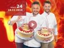 Мастер Шеф 6 сезон 24 выпуск от 16.11.2016: смотреть онлайн ВИДЕО