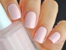 Розовый маникюр: 50 лучших идей модного нежно-розового дизайна ногтей (фото)