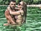 Как отдыхают звезды: Слава и Эдгар Каминские в сексуальной фотосессии на Сейшелах (ВИДЕО+ФОТО)
