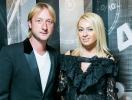 Евгений Плющенко и Яна Рудковская разделись для рекламы нижнего белья (ФОТО)