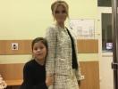 9-летняя дочь скандальной Даны Борисовой пошла по стопам матери