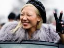 Что носят на Неделе высокой моды в Париже: 50 зимних street style образов на каждый день и особый случай