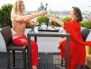 Сексуальный танец Тарзана и Наташи Королевой ко Дню Валентина стал хитом в Сети!