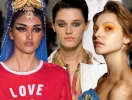 Какой макияж сделать в 2017 году: египетские стрелки, медные тени и цветной «смоки»