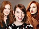 Под впечатлением от Ла-Ла Ленд: рыжая Эмма Стоун и другие актрисы с огненным цветом волос