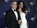 Счастливый Джордж Клуни с беременной женой восхитили очередным выходом в свет (ФОТО)