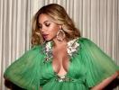 Беременная Бейонсе вышла в свет в платье за 28 тысяч долларов (ФОТО)