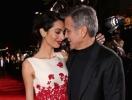 Худоба беременной Амаль Клуни взволновала поклонников (ФОТО)