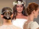 Модные свадебные прически: весна - лето 2017 (примеры с подиума, ФОТО 30+)