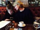 Редкий кадр: телеведущая Юлия Высоцкая показала подросшего сына Петю (ФОТО)