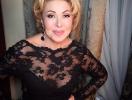 63-летняя Любовь Успенская восхитила фигурой в полупрозрачном платье (ФОТО)