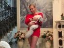 Анастасия Волочкова растрогала Instagram поздравлением в честь домработницы (ВИДЕО)