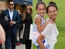 Дочери влюбленных Дженнифер Лопес и Алекса Родригеса похожи, как родные сестры (ФОТО)