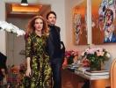 Наталья Водянова c мужем и детьми показала, как живет в роскошной квартире в Париже (ФОТО)