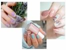 Идеи для красочного летнего маникюра: дизайн ногтей с цветочным узором (+ВИДЕО)