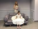 Дочь Даны Борисовой не держит на нее обиду: как девочка поздравила скандальную звезду с днем рождения (ВИДЕО)
