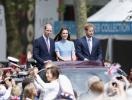С миру по нитке: Кейт Миддлтон с принцами Уильямом и Гарри помогли жертвам пожара в Лондоне