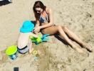 Наталья Подольская похвасталась фигурой в бикини на отдыхе в Испании (ФОТО)