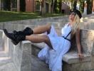 Как отдыхают звезды: Оля Полякова соблазняет поклонников ФОТО в купальнике на пляжах Испании