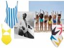 Слитный купальник: модные фасоны и принты