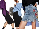 Новая юбка-карандаш: с чем ее носить и почему это модно в XXI веке