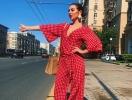 Анна Седокова показала пикантный курьез с платьем во время концерта (ФОТО)