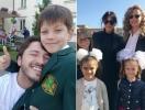 1 Сентября: как звезды отвели детей в школу и поздравили с Днем знаний (ФОТО)