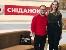 Член жюри проекта «Модель XL» Катя Осадчая рассказала, как была моделью на показе Андре Тана