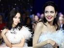 Значит, война: Екатерина Кухар и Анджелина Джоли надели одинаковые платья (ФОТОФАКТ)
