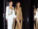 Двойной удар: сестры Хадид полностью обнажились для Vogue