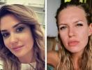 Рита Дакота и Агата Муцениеце поссорились из-за имени своих дочерей