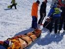 Жуткое ЧП на горнолыжном курорте в Грузии: из-за поломки подъемника пострадали туристы (ВИДЕО)