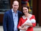 Новорожденный сын Кейт Миддлтон и принца Уильяма получил первый подарок